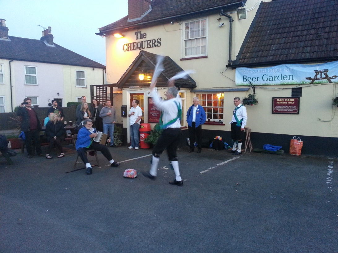 Chequers-Jig